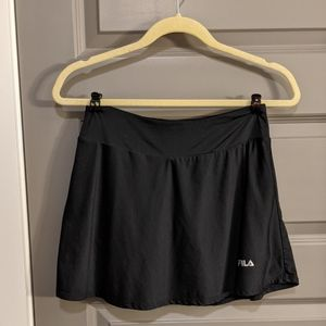 Fila tennis skirt with built in shorts